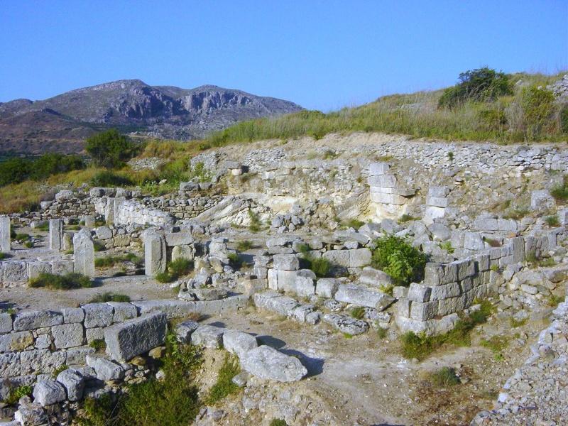 arxeologikos xoros presoy