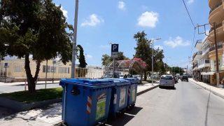 Αποσυμφόρηση της πόλης επιχειρείται με την ελεγχόμενη στάθμευση και το νέο Δημοτικό ελεύθερο πάρκινγκ