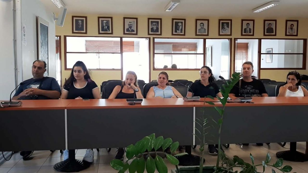 Οι επαγγελματίες της Βιτσέντζου Κορνάρου συνάντησαν τον αρμόδιο Αντιδήμαρχο