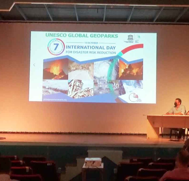 «Ο ρόλος των πολιτών στην πρόληψη και την μείωση των κινδύνων από φυσικές Καταστροφές»