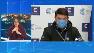 Τι είπε ο Χαρδαλιάς για τη νέα παράταση του lockdown στο Παλαίκαστρο