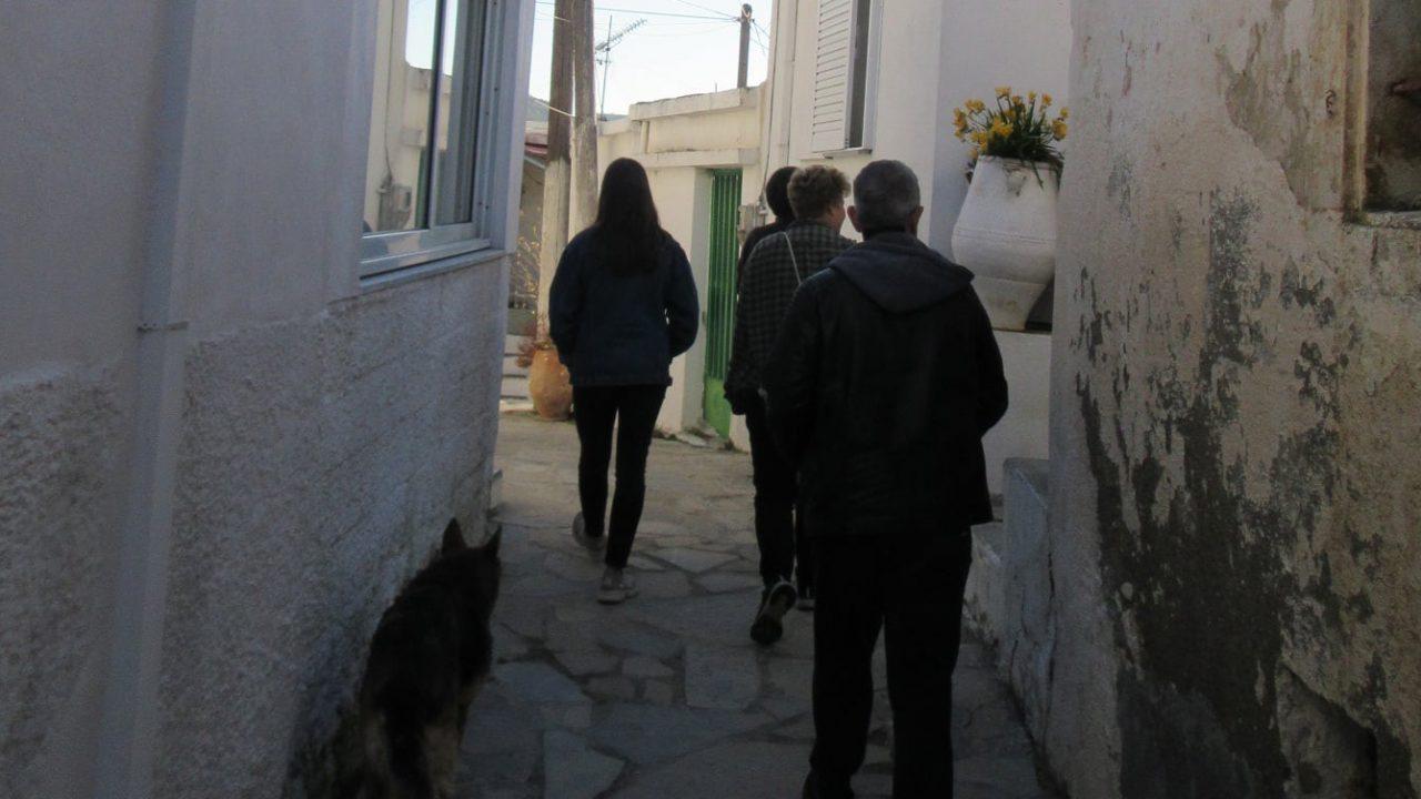 Μια βόλτα στην Πραισό, στην πρωτεύουσα των Ετεοκρητών