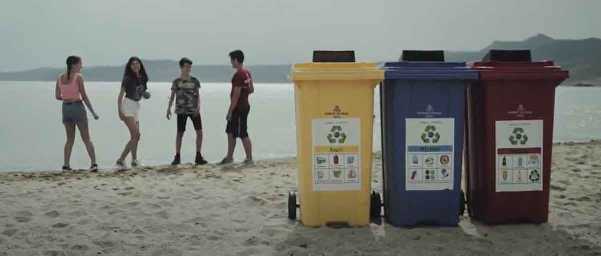 57 τόνοι ανακυκλώσιμων υλικών από την προσπάθεια των Σητειακών τον μήνα Ιούνιο
