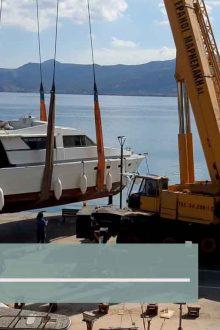Απομακρύνονται τα κατασχεμένα σκάφη από το Λιμάνι της Σητείας